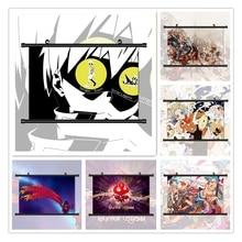 Tengen Toppa Gurren-Lagann Kamina Simon Nia Teppelin Anime HD de la pared cartel desplazamiento