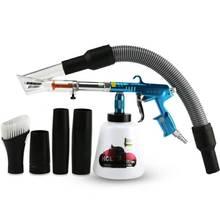 Tornador de cojinete 2 en 1, herramientas de limpieza de coche, pistola de coche, arandela de presión alta para coche
