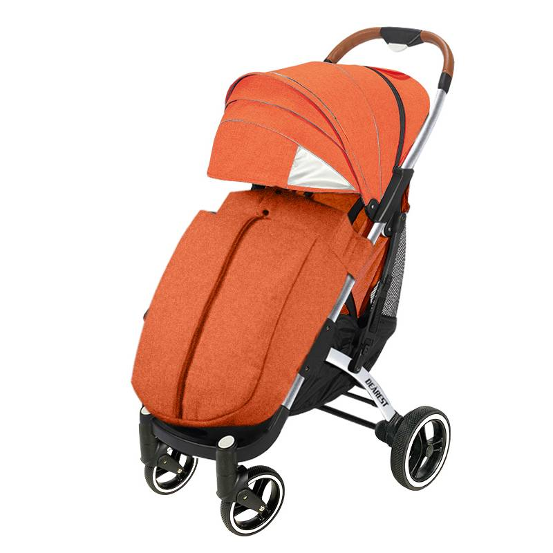 DEAREST Pro 2021 New  Baby Stroller Ultra-Light Portable Box Armchair Baby Buggy Shock Absorbers Folding Simplicity Newborns