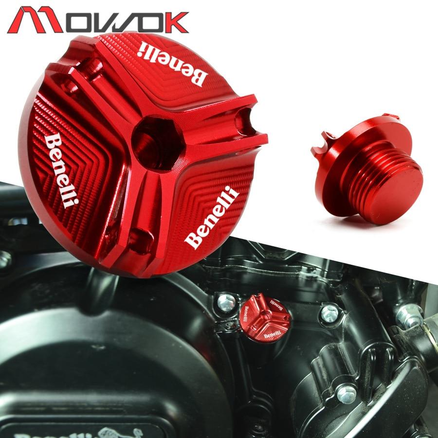 M20 1 5 Motorcycle Cnc Engine Oil Filler Plug High Qualit For Benelli Trk 502 Leoncino 500 200 Bj250 Bj500 Tnt 125 300 600 502c Covers Ornamental Mouldings Aliexpress