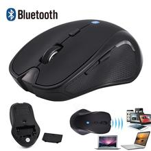 10M Wireless Bluetooth Mouse For Windows Macbook Ipad Tablets PC Notbook Laptop 1000 1200 1600CPI Fr