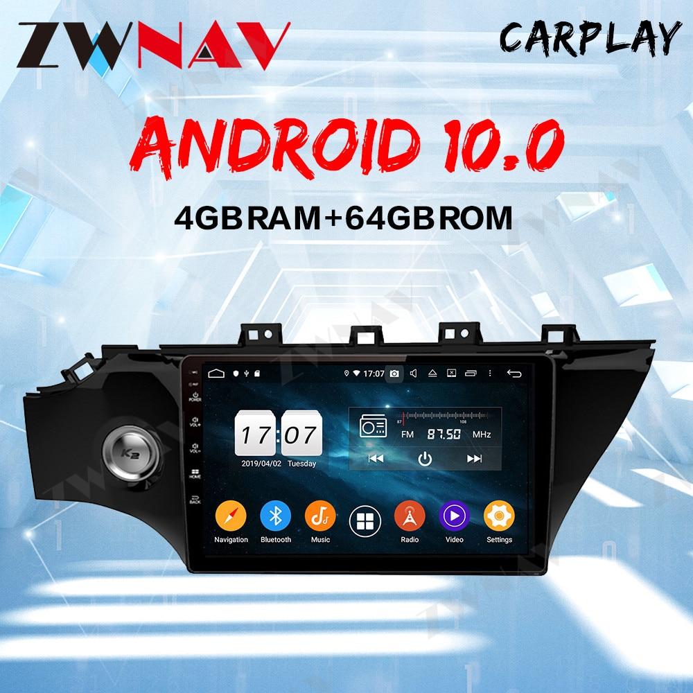 4G + 64G Android 10 DSP IPS Auto Radio Multimedia Video Player für KIA RIO 4 2016 2017 2018 2019 KEINE DVD GPS Navigation