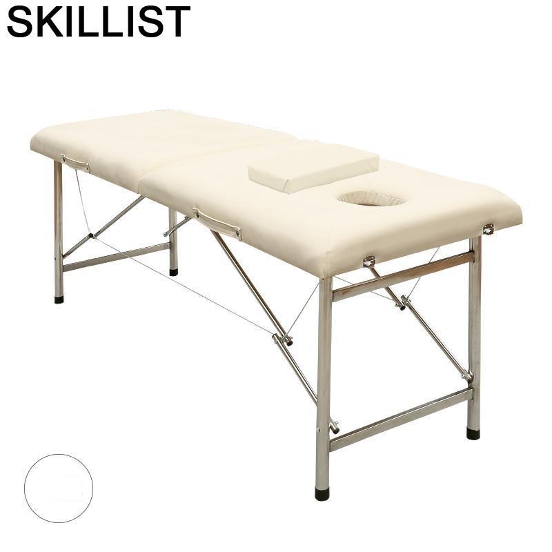 Tidur-Cama De Masaje Pliante Para tatuaje, muebles De belleza Dental, mesa De...