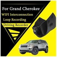 car road record wifi dvr dash camera driving video recorder for lexus lx for jeep grand cherokee wk2 20112020 recording