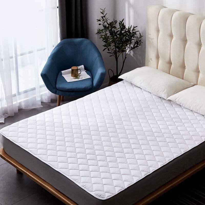 حديثا غطاء وسادة فراش واقية المجهزة ورقة غطاء مرتبة تمتد للمنزل فندق CLA88