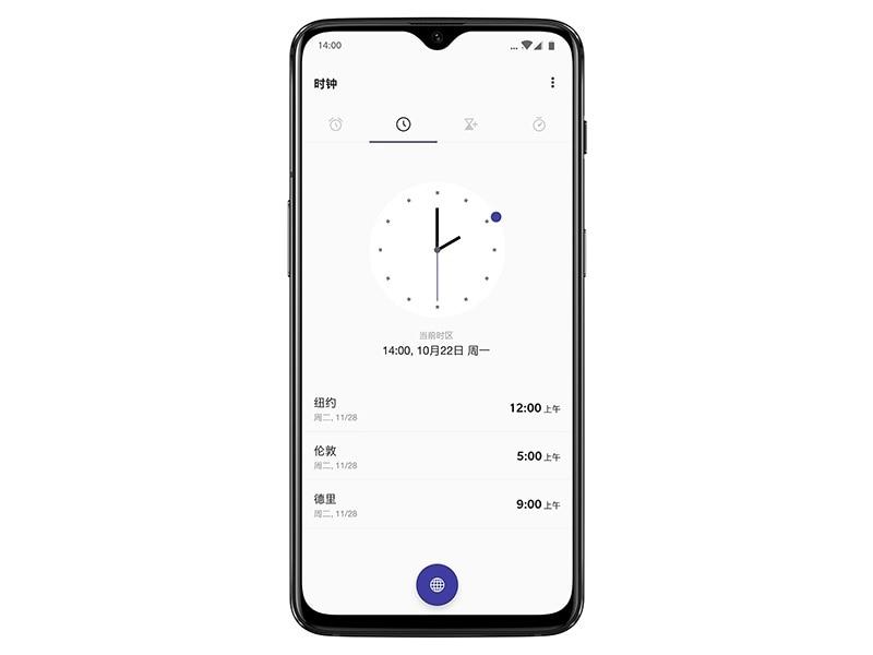Смартфон Oneplus 6 T, 8 ГБ + 128 ГБ, камера 20 МП, NFC, сканер отпечатка пальца, полный экран 6,41 дюйма, 4G LTE, Snapdragon 845 восемь ядер, мобильный телефон