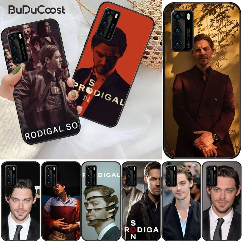 Prodigal Son Tom Payne Phone Case For Huawei P9 10 20 30 40 P Smart 20lite 2019 P30 lite Pro P9 lite 2017