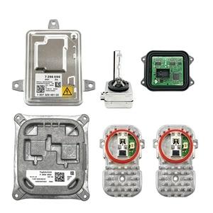 For 11-13 BMW E92 E93 328I 335I Xenon Headlight Ballast D1S Bulb LED DRL Angel Lights Module ALC Control Unit Kit