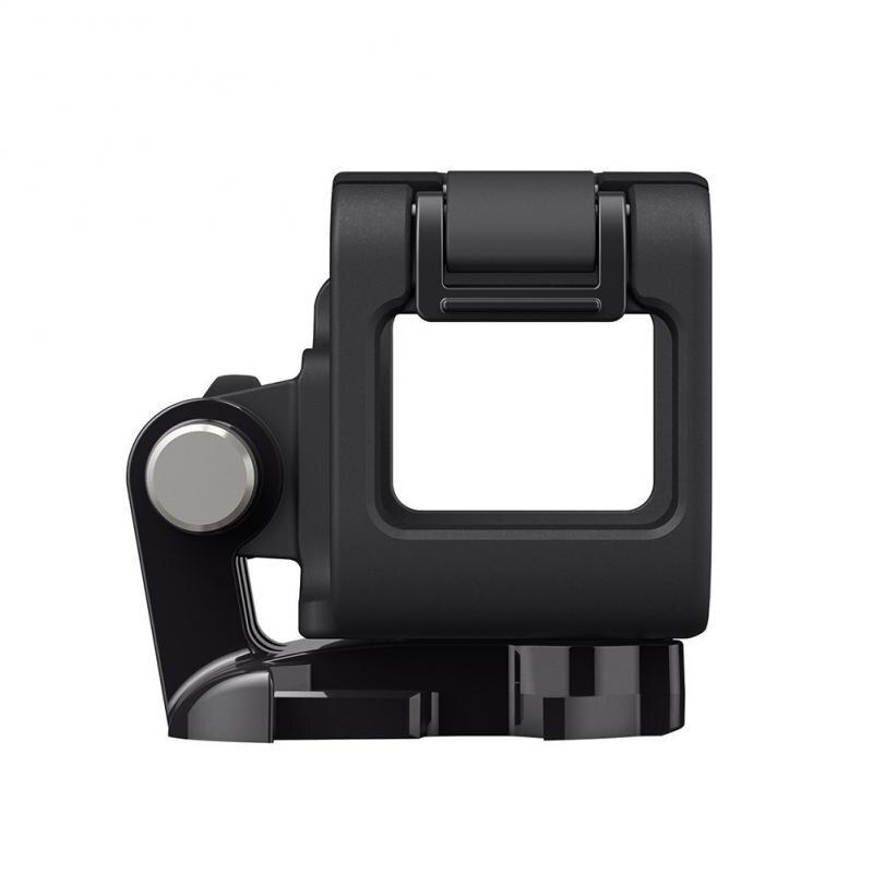 Caso moldura da câmera portátil habitação ajustável perfil baixo suporte de montagem para gopro hero 4 5 sessão para go pro acessórios
