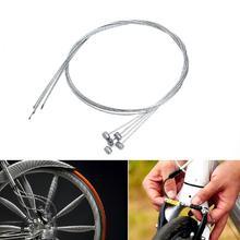 5 pièces vélo vtt vitesse vélo frein câble ligne décalage manette de vitesse noyau câble intérieur fil