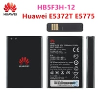 100 orginal hb5f3hhb5f3h 12 3560mah battery for huawei e5372t e5775 4g lte fdd cat 4 wifi router