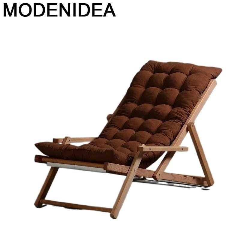 Tumbona-cama De acampada Para exteriores, Silla reclinable De Playa, Silla De salón, muebles De jardín al aire libre, Tumbona
