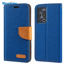 Oxford Leather Wallet Case For Meizu 18 Pro With Soft TPU Back Cover Magnet Flip Case For Meizu 18 P