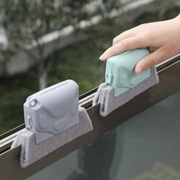 window dust brush wash cleaning tool gap dead angle kitchen car microwave cleaner products glass household for windowsill sponge