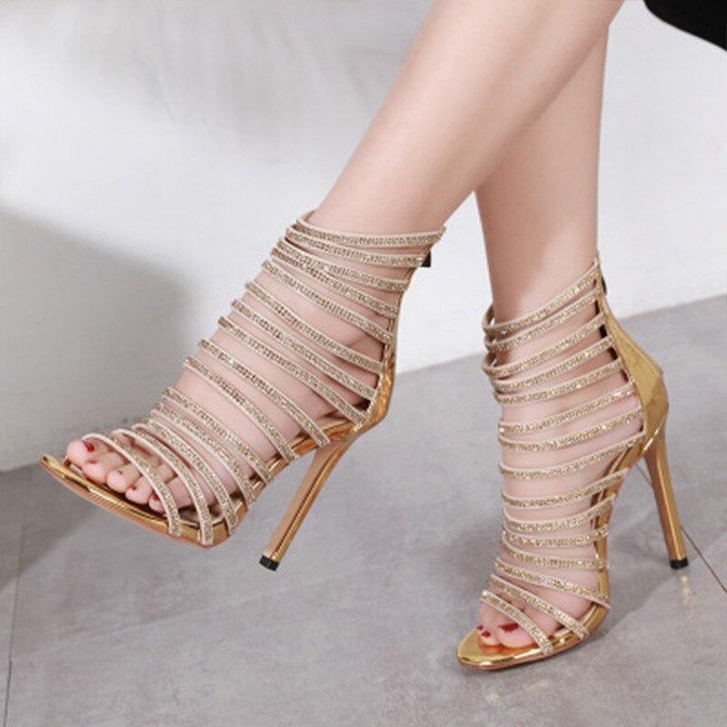 Zapatos de tacón sexis con cordones para boda, zapatos fetiche para mujer, zapatos de tacón muy alto Latform Stripper flocado, zapatos de tacón para Club 2019