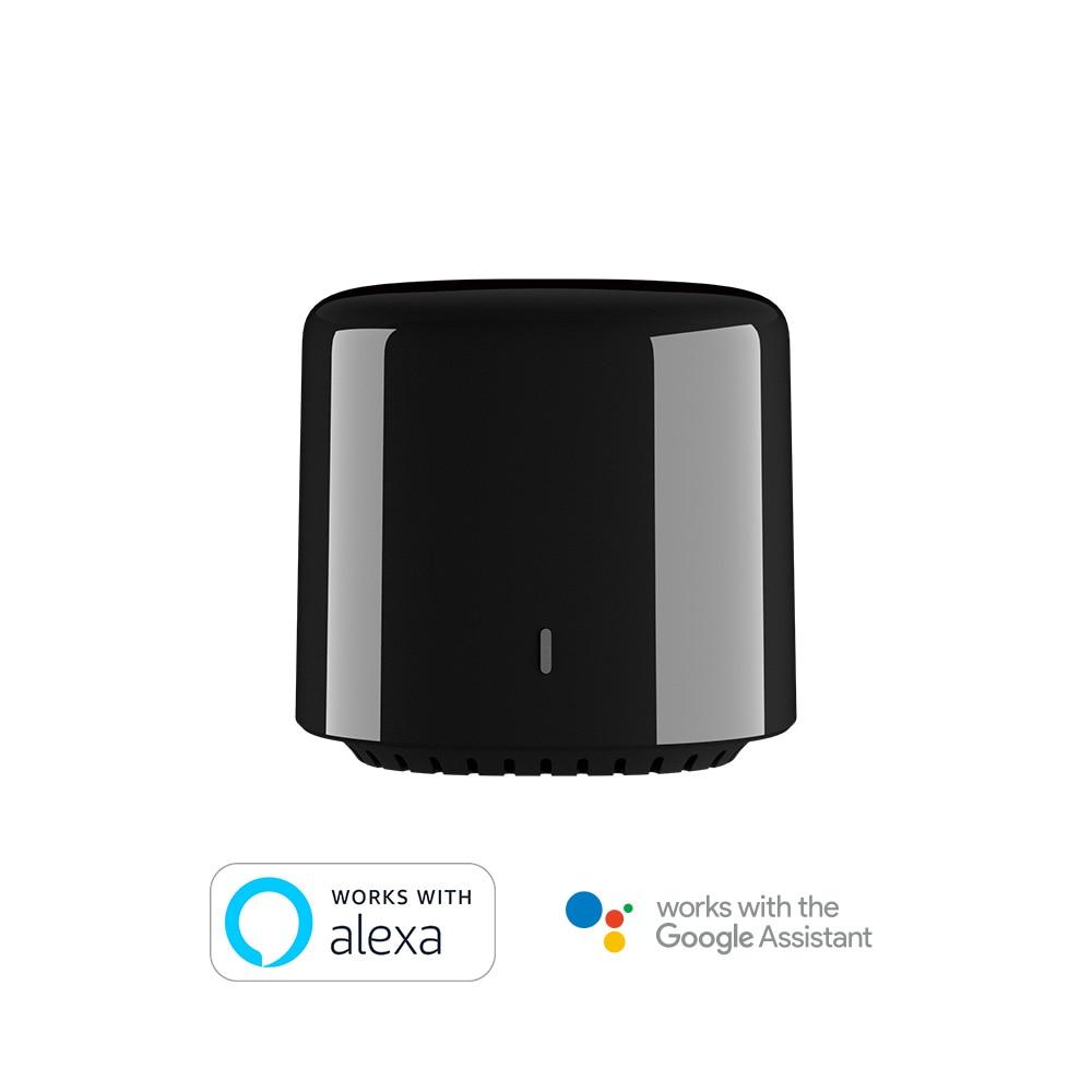 2021 برودلينك RM4C منزل صغير ذكي واي فاي IR وحدة تحكم عن بعد أتمتة التبديل متوافق أليكسا جوجل الرئيسية