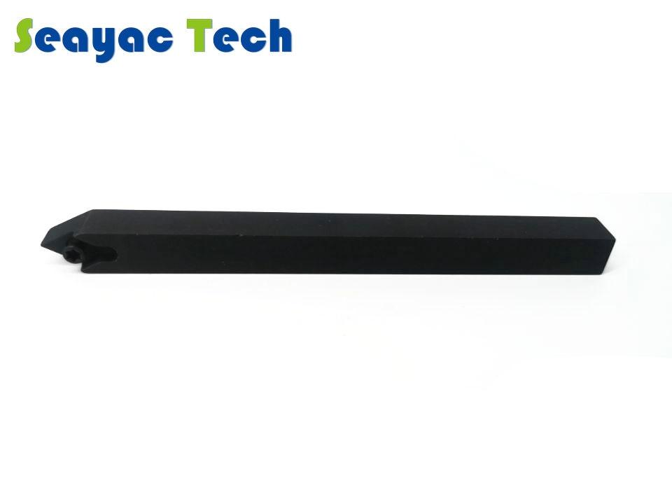 1 قطعة x 62.5 درجة SDNCN0808H07 + 10 قطعة x DCMT070204 إدراج للصلب
