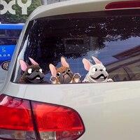 """Наклейка для авто """"Собака"""" Посмотреть"""