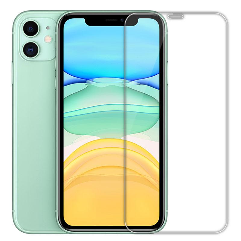 Vidrio templado para iphone 11 X XR XS protector de pantalla máx en iphone 11 Pro vidrio de máxima protección iphone 6 6S 7 8 protección de pantalla