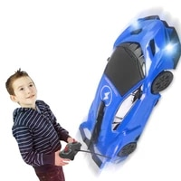 rc car wall racing car toys climb ceiling across the wall remote control car toy climbing rotating stunt gift for kids