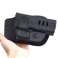 police right hand holster black for glock 1719222331323435 tactical hunting accessories