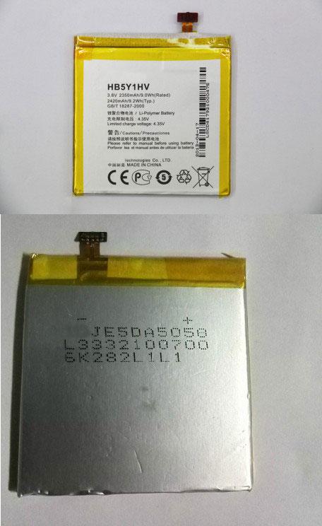 Bateria mobilna ALLCCX HB5Y1HV do Huawei Ascend P2 z dobrą jakością i najlepszą ceną