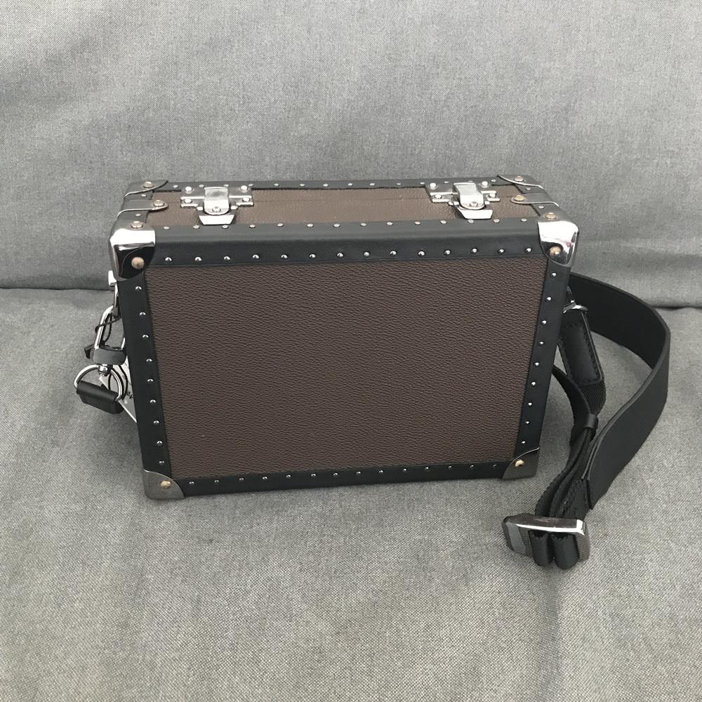 2021 Clutch Luxury Handbags Bag for Women Genuine Leather Cowhide TOP Fashion Brand Small Purse Ladies Box Bag