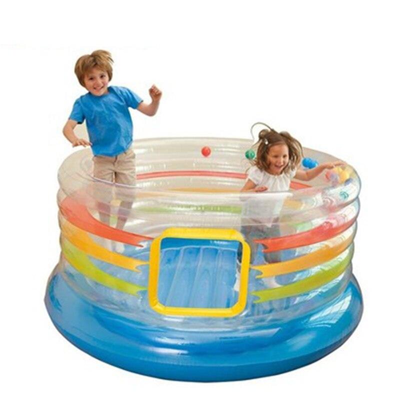 Uso en el hogar los niños inflables patio interior Infantil bebé al...