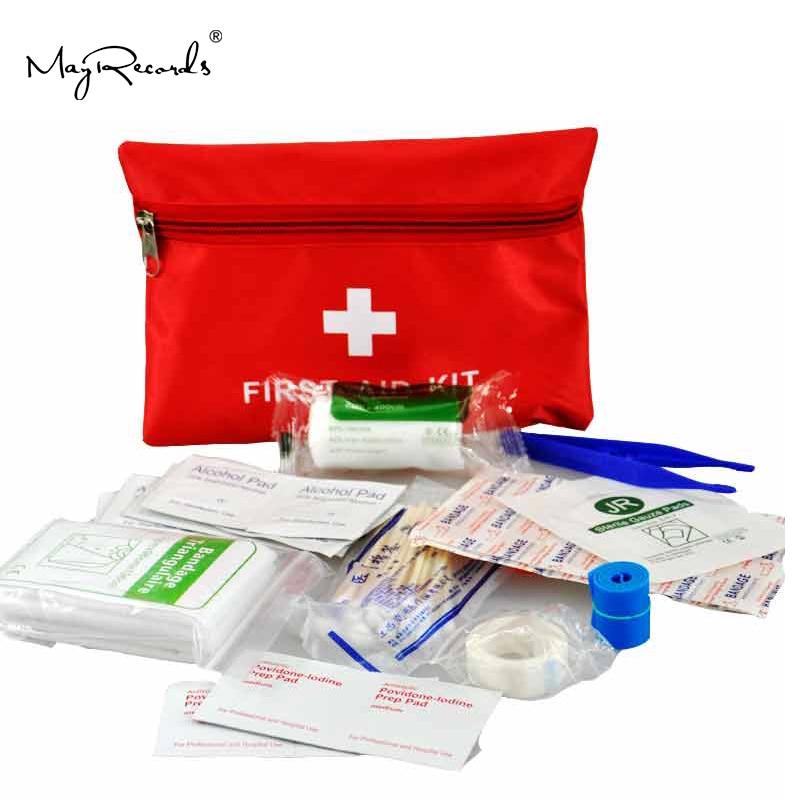 Mini trousse de premiers soins étanche   Petite boîte médicale, kit de survie durgence, pour la maison
