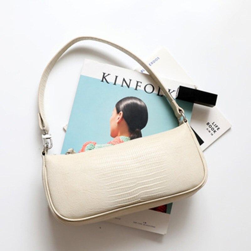 حقيبة يد من الجلد الطبيعي الفاخر للنساء ، حقيبة مصممة من راشيل ، حقيبة كتف ، باغيت للسيدات