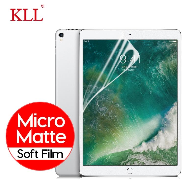 Матовая защитная пленка для Apple iPad 2 3 4 Air 2 1 Tablet PET пленка для iPad Mini 5 4 3 2 1 Антибликовая матовая пленка не стекло