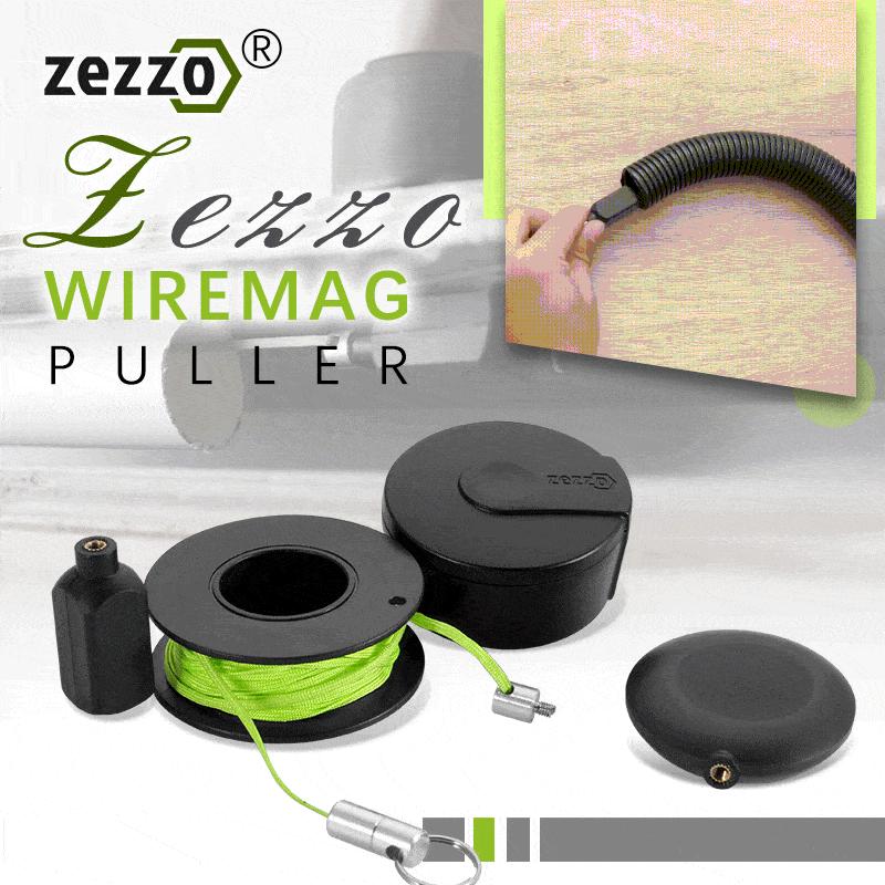 오리지널 Zezzo Wiremag 풀러 스냅 와이어 가이드 가이드 케이블 푸시 풀러 도구 휠 푸시 고품질