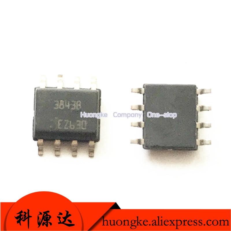10 unids/lote UC3843B UC3843 3843B SOP8 INSTOCK
