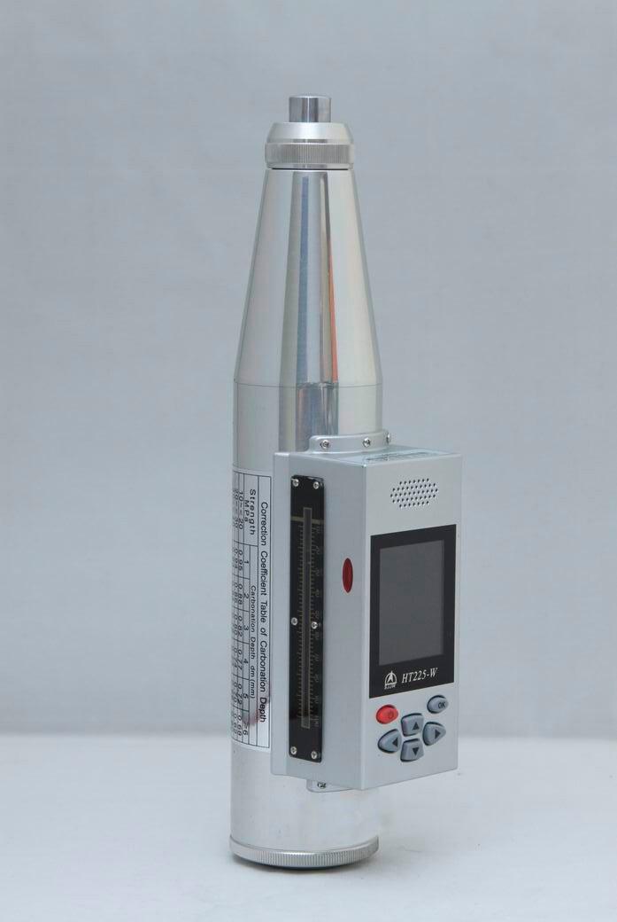 HUATEC 2021 Type-in-one Voice Digital Test Hammer Test Hammer Detector HTH-225W+ enlarge