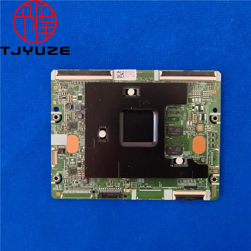 Good test for Samsung T-CON LVDS board UE48JU6500KXXU BN95-02490A UN48JU6700FXZA BN97-10322A logic board UE48JU6500 UN48JU6700 недорого