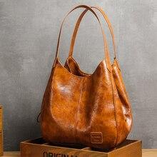 Повседневная Женская сумочка, кошелек, Большая вместительная сумка, Высококачественная дамская сумка, винтажная сумка-хобо, мягкая Лоскутн...