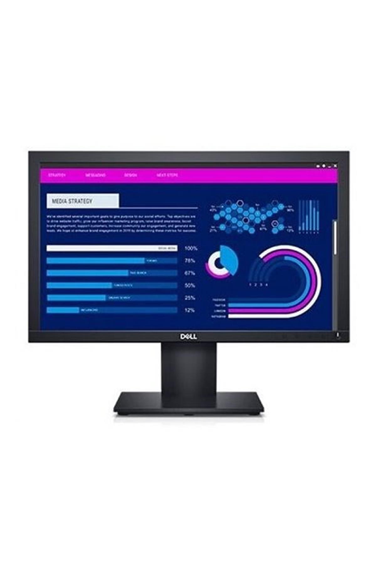 "Dell 18,5 ""E1920H 5Ms Hd Vga Dp Black Vesa Led"