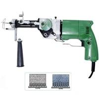electric manual cut pile carpet weaving flocking 100 240v adjustable rug carpet tufting gun machine loop pile cut loop pile
