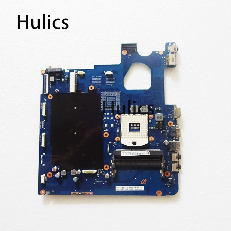 Hulics Original Para Samsung 300E NP300E5C NP300E5X Laptop motherboard PGA 989 SLJ8F HM75 MB BA92-11488A BA92-11488B