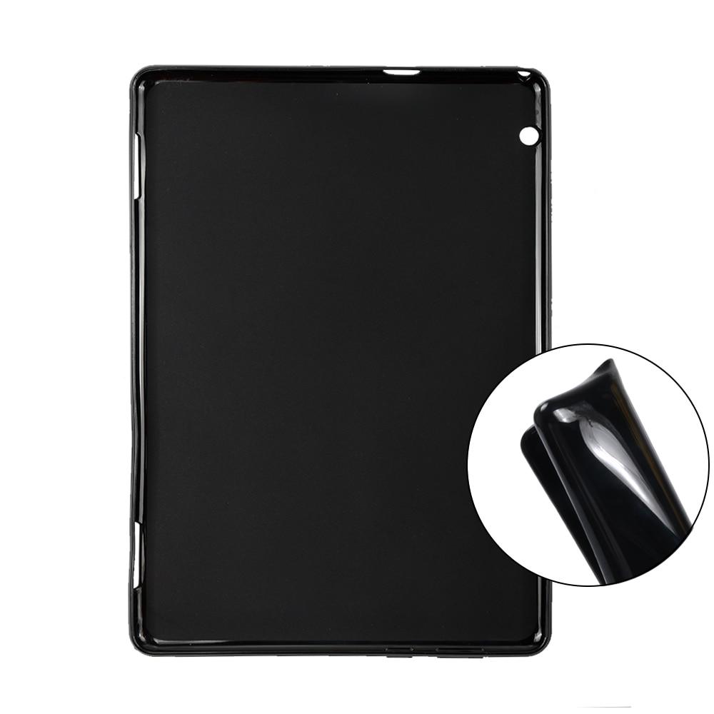 Чехол для Huawei MediaPad T5 10 AGS2-W09/L09/L03, 10,1 дюйма, мягкий силиконовый защитный чехол, противоударный чехол для планшета, бампер, чехол чехол