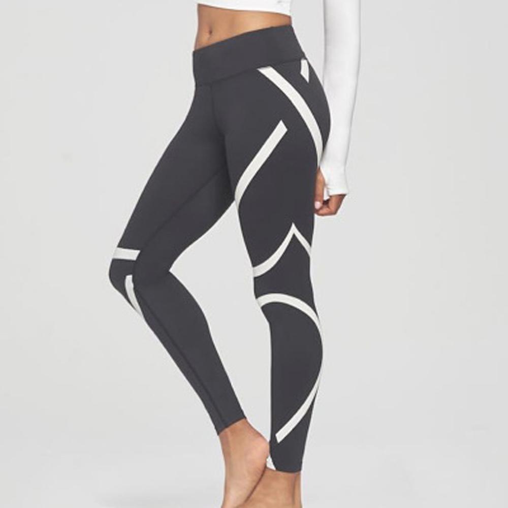 Leggings de gimnasio de moda para mujer, pantalones ajustados Joga de Fitness, mallas deportivas, mallas push up, pantalones deportivos para mujer, pantalones de fitness spodnie damskie