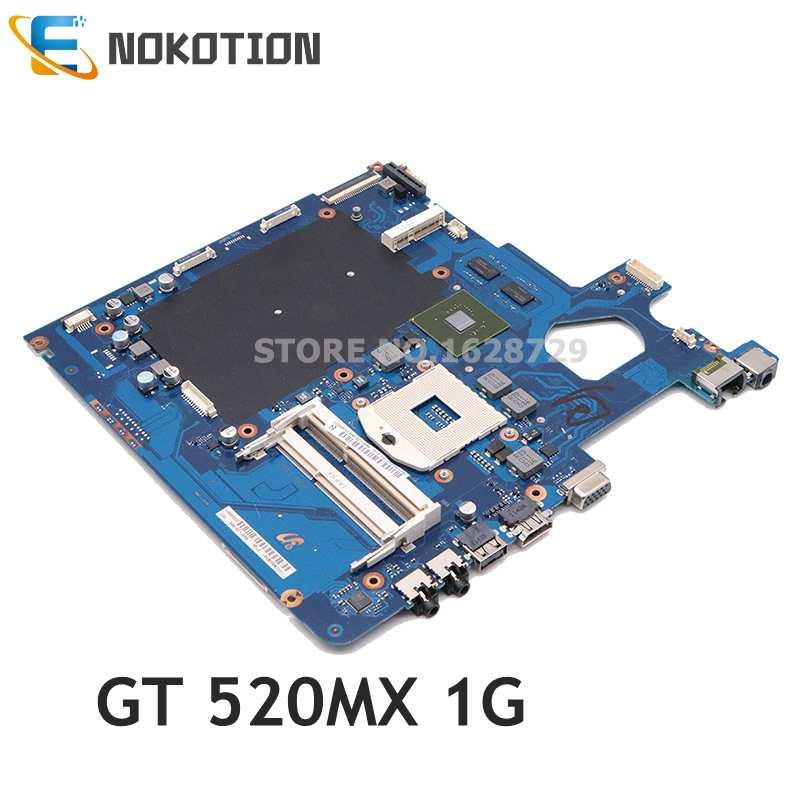 BA92-09726B BA92-08471A BA92-09186A BA92-09186B PETRONAS-15 لسامسونج NP300V5A 300E5A اللوحة المحمول HM65 DDR3 GT520MX 1G