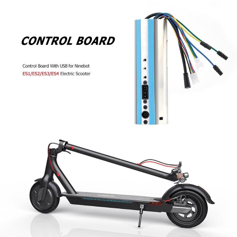 Adecuado para los accesorios para Scooter Eléctrico Xiaomi con controlador USB ES2 Ninebot ES2 / ES3 / ES4 Scooters eléctricos plegables
