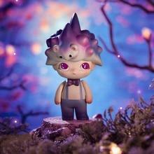 POP MART Dimoo animaux boîte aveugle poupée binaire Action Figure cadeau danniversaire enfant jouet livraison gratuite
