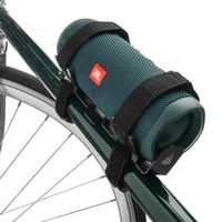 metal bicycle bluetooth speaker fixing bracket for jbl charge5 pulse4 riding bottle cage mtb road bike water cup holder