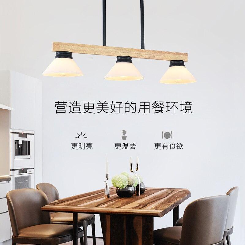 Nuevo candelabro chino de Casa de Té antiguo de madera Lustre lámpara colgante chino moderno accesorios de iluminación