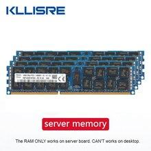 Kllisre DDR3 4GB 8GB 16GB 32GB ecc reg server memory 1333 1600 1866MHz DIMM RAM supports X79 LGA 2011 motherboard