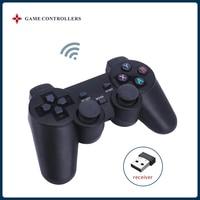 Беспроводной геймпад для PSP / PC / TV Box /Android Phone, 2,4 ГГц, игровой контроллер, джойстик для супер консоли X Pro RK2020