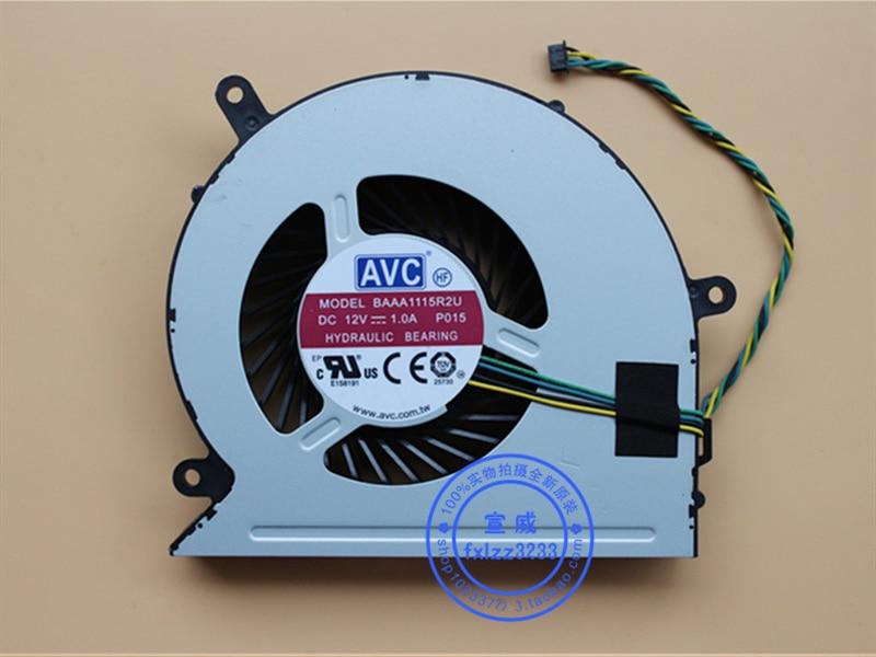 Новый Кулер Для процессора для lenovo AIO IdeaCentre 700-22 700-22ISH 510-23ISH S5250 510-23 Thinkcentre M800z все в одном охлаждении