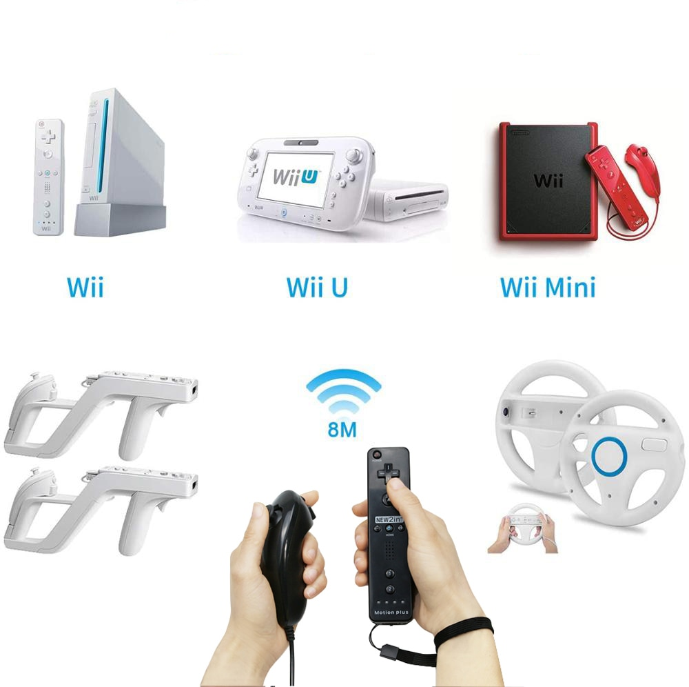 for-nintend-wii-2-in-1-set-wireless-bluetooth-gamepad-remote-controller-sync-joystick-left-handnunchuck-optional-motion-plus